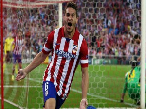 Koke Resurrección, jugador del Atlético de Madrid