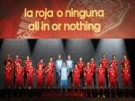 """""""La roja o ninguna"""" Selección Española de Fútbol"""