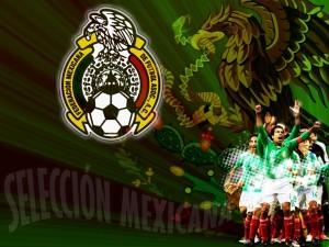 Postal: Selección Mexicana