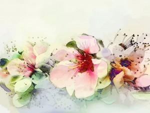 Un lindo arreglo floral