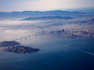 Niebla sobre la ciudad