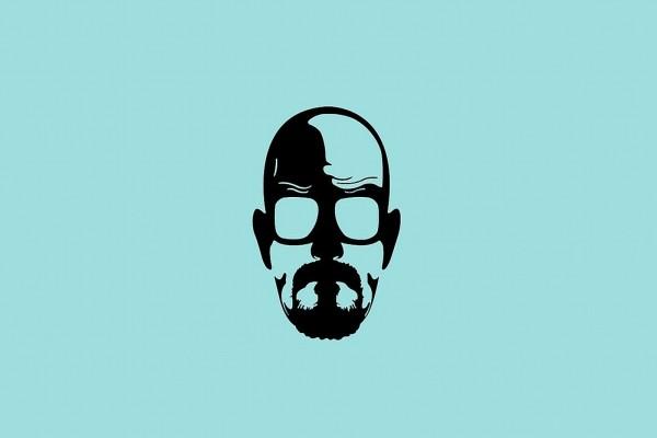 Silueta de Walter (Breaking Bad)