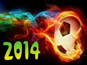 Balón de fuego, Mundial 2014