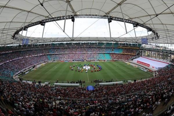 Estadio: Itaipava Arena Fonte Nova (Copa Mundial de Fútbol de 2014)