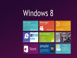 Postal: Windows 8