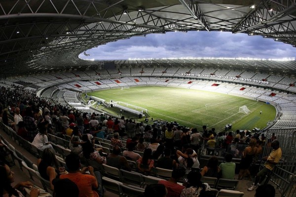 Estadio Mineirao (Belo Horizonte, Brasil)