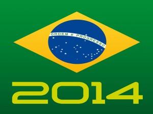 Postal: Mundial de Brasil 2014