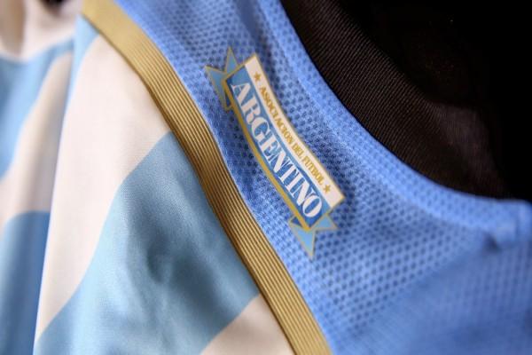 Camiseta de la Selección Argentina de Fútbol