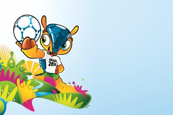 Fuleco, la mascota de Brasil 2014