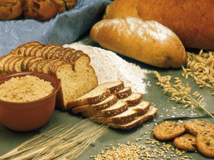Postal: Panes y cereales