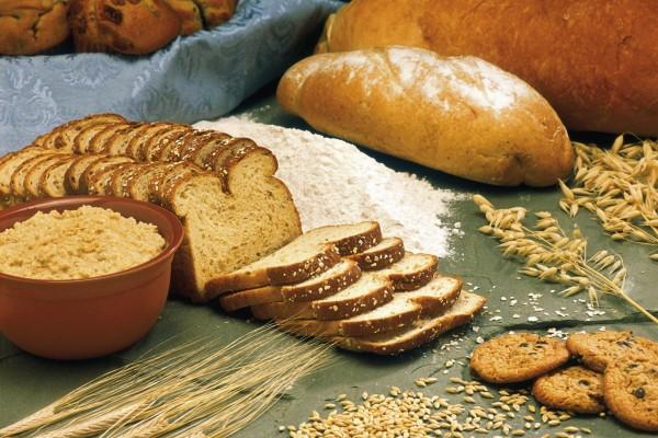 Panes y cereales