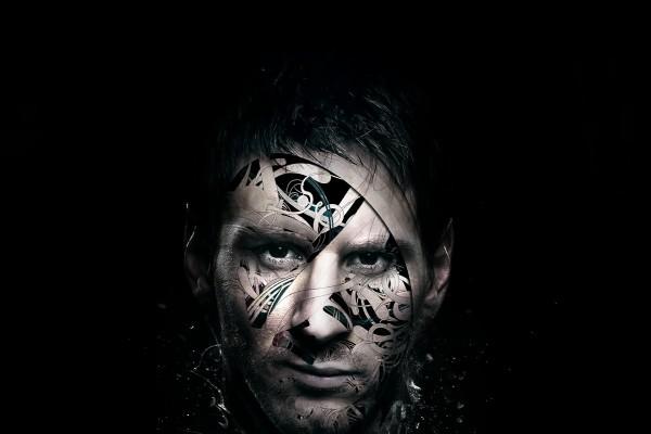 La cara de Lionel Messi