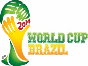 Postal: Copa del Mundo Brasil 2014