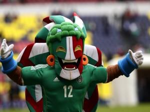 Postal: Kin, mascota de la Selección Mexicana