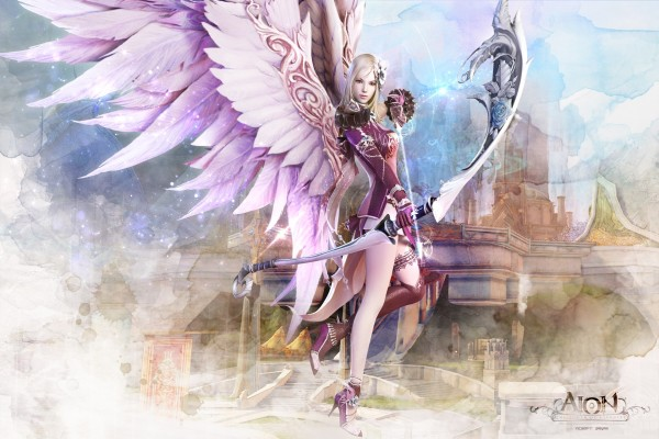"Personaje de ""Aion: The Tower of Eternity"""