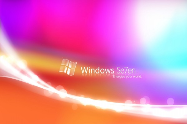 Windows Seven: Energize your world