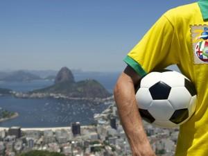 Postal: En Brasil disfrutando de la Copa del Mundo 2014