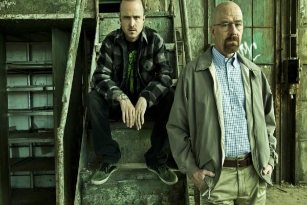 Jesse y Walter, personaje de la serie Breaking Bad