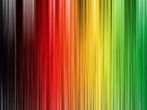 Colores rastafari