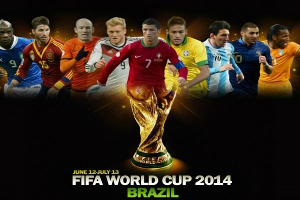 12 de Junio comienza la Copa del Mundo Brasil 2014