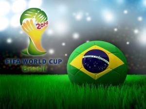 Brasil Mundial de Fútbol 2014
