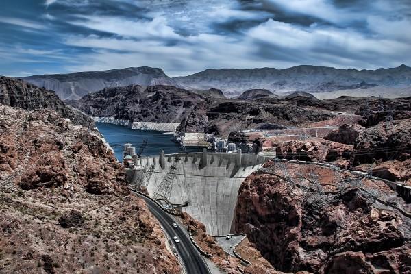 La presa Hoover (Nevada)