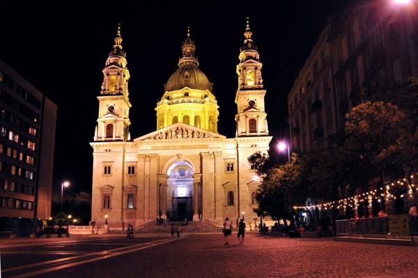 Basílica de San Esteban, Budapest
