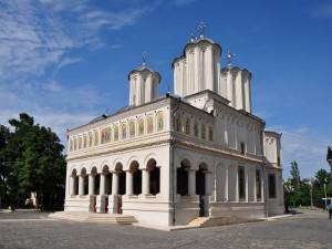 Iglesia Ortodoxa en Bucarest, Rumania