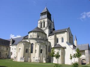 Abadía de Fontevraud, Francia