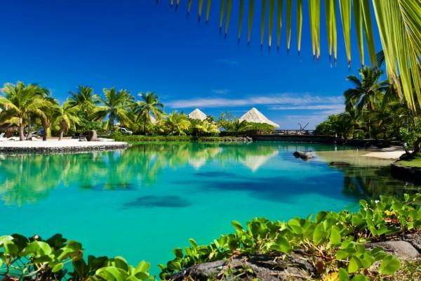 Bello paraíso tropical