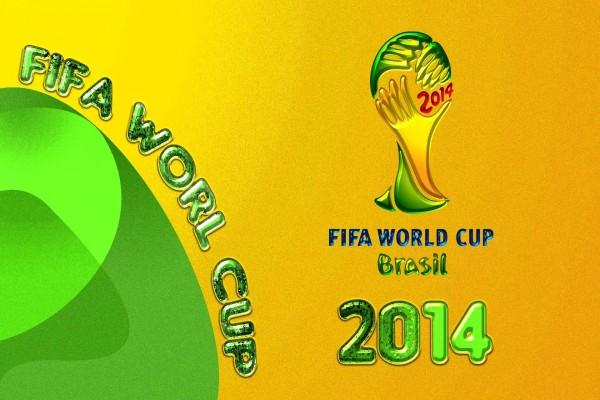 Inicio de la Copa Mundial de Fútbol Brasil 2014