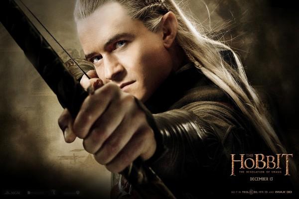 """El elfo Legolas """"El Hobbit: La Desolación de Smaug"""""""
