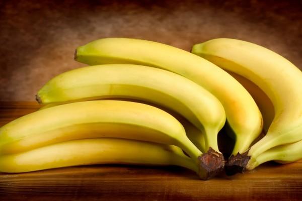 Muy buenos plátanos