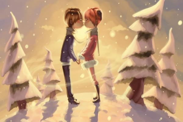 Romance bajo la nieve