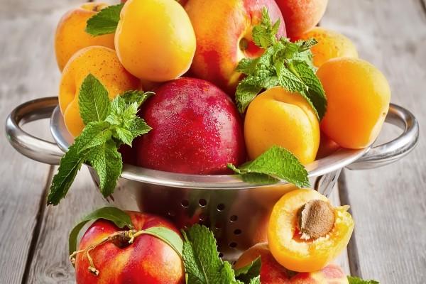 Frutas frescas para una buena salud