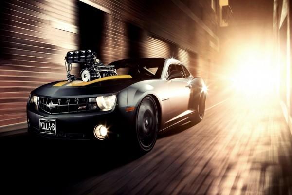 Killa-B Chevrolet Camaro