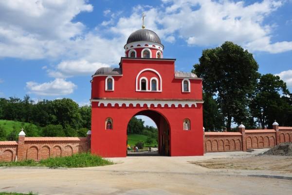 Monasterio de Krusedol, Serbia