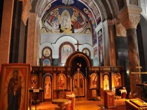 Postal: Catedral de San Sava (Belgrado, Serbia)