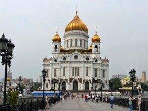 Catedral de Cristo Salvador, Moscú