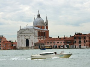 Postal: Iglesia del Santísimo Redentor, Venecia