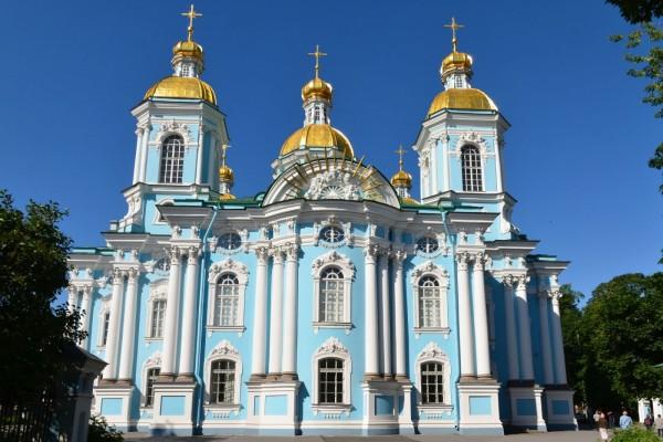 Catedral de San Nicolás de los Marinos (San Petersburgo)