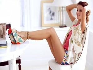 Postal: La modelo Miranda Kerr