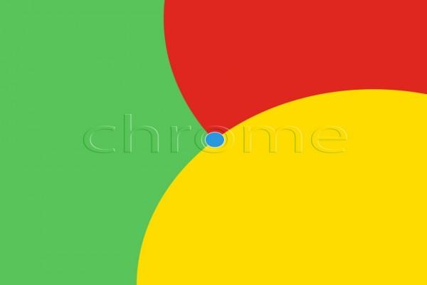 "Colores del navegador ""Google Chrome"""