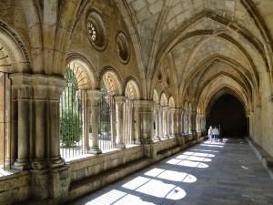 Claustro de la Catedral de Tarragona, España
