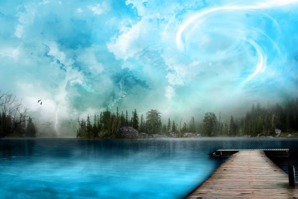 Lago de los sueños