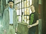 Walter y Jesse, personajes principales de la serie Breaking Bad