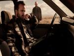 Jesse esperando a Walter dentro del coche (Breaking Bad)