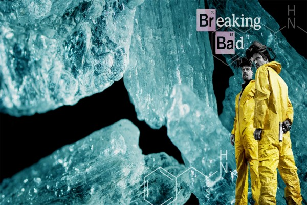 Serie de televisión: Breaking Bad