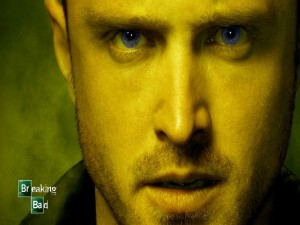 "Postal: Los ojos azules de Jesse ""Breaking Bad"""