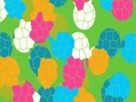 Diseño abstracto de varios colores